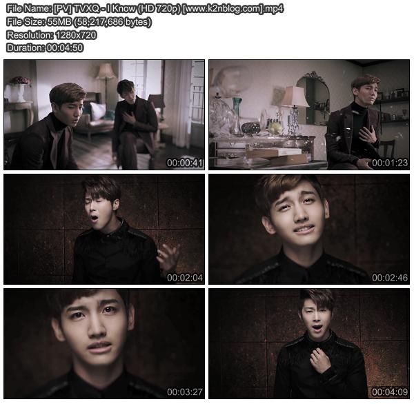 [PV] TVXQ - I Know [HD 720p]
