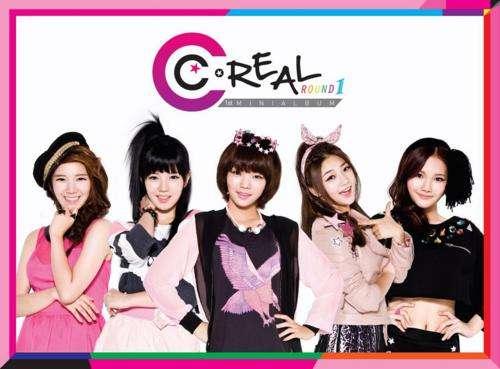 C-REAL - Round 1 Album cover