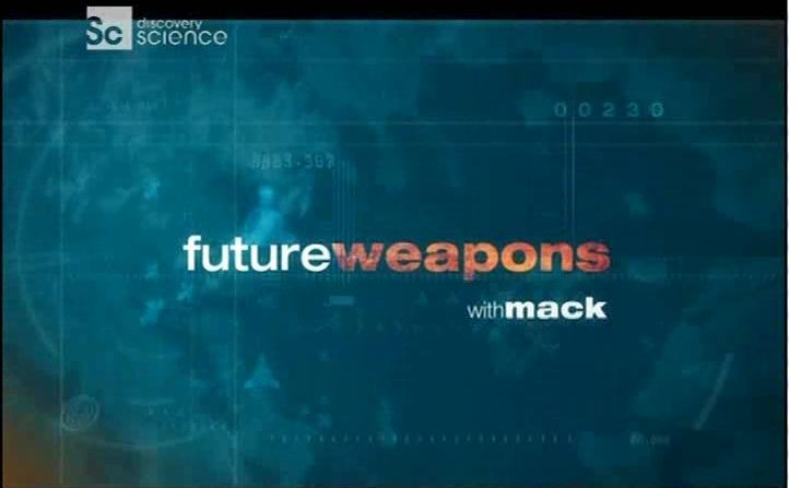 Discovery Channel - Geleceğin Silahları Boxset 16 Bölüm DVBRIP Türkçe Dublaj